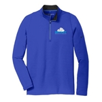 BRY130<br>Nike Golf Stretch Dri Fit 1/2 Zip Cover Up