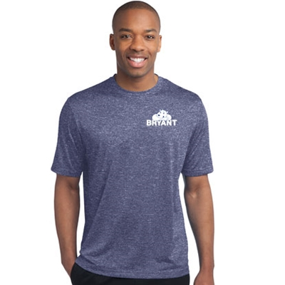 BRY132<br>Heather Contender Tee